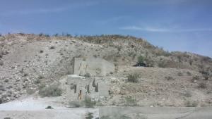 Abandoned Dolomite Mine
