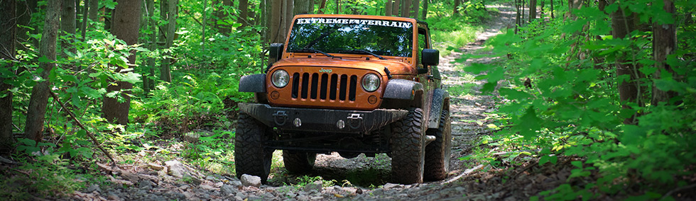 EXTREMETERRAIN'S CLEAN TRAIL GRANT PROGRAM!