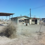 Pictures of some of the ruins around Bombay Beach