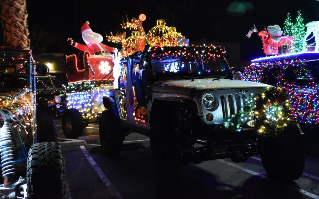 Annual Christmas Light Tour 2018