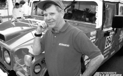 RIP Rodney Hall