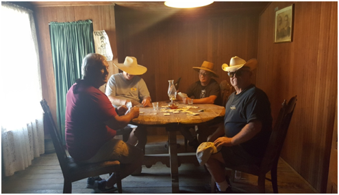Time for a game of poker